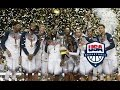 Team USA Gold Medal Game Full Highlights Vs Serbia 2014914 All 129 Pts WORLD CHAMPIONS