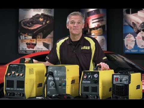 JEGS Plasma Cutters and Welders Kenny Wallace MIG TIG MMA