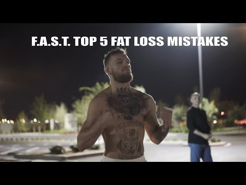 F.A.S.T. TOP 5 FAT LOSS MISTAKES