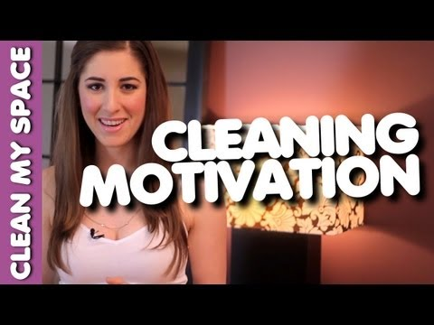 Cleaning Motivation   The Ultimate Cleaning Question! Home Cleaning Ideas (Clean My Space)