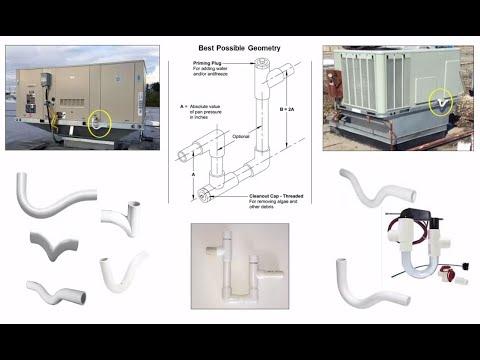 Understanding HVAC Condensate Traps