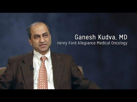 Ganesh Kudva, MD - Hematology - Medical Oncology, Henry Ford Allegiance Medical Oncology