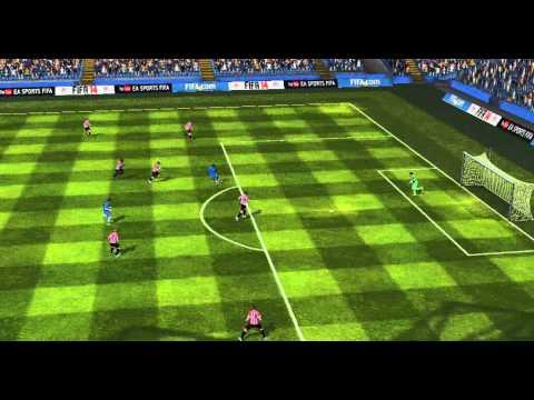 FIFA 14 Android - Chelsea VS Sunderland