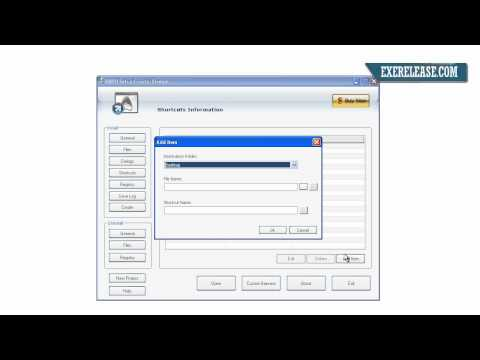 MSI to EXE converter software create installer builder package setup creator tool files download