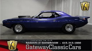 1970 Plymoth Barracuda AAR Tribute - Gateway Classic Cars of Nashville #85