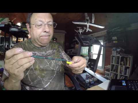 Repairing  a Flyrod