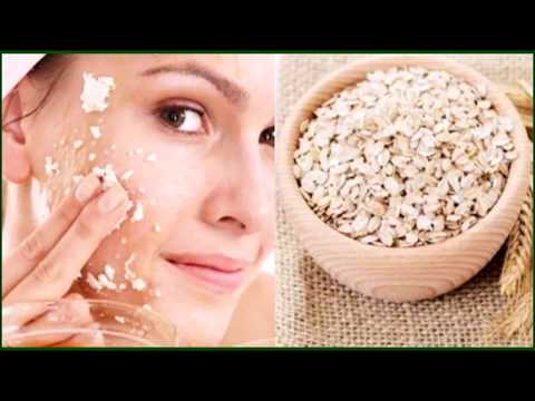 See What Happens When You Apply Oatmeal To Your Skin | Top 10 Amazing Benefits of Oatmeal For Skin