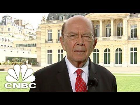 Wilbur Ross: Tariffs Apply To Small Percentage Of US Economy   CNBC