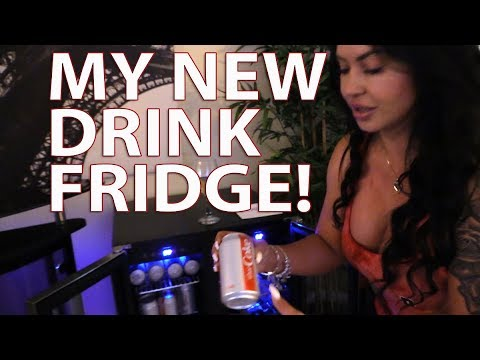 My NewAir AWB-360DB Dual Zone Wine & Beverage Cooler Is THA BOMB!