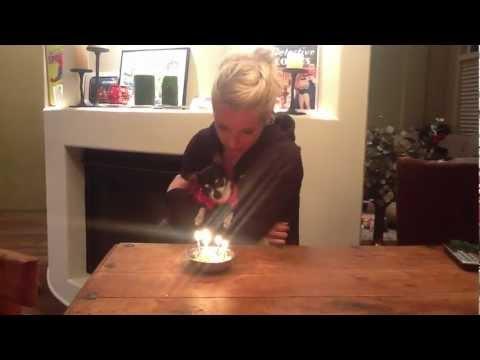 Charles Marbles 4th Birthday