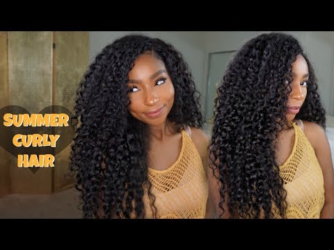 How to Make Curly Weave Look Natural iamLindaElaine