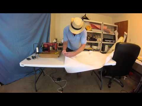 Boat Upholstery Chap 29 Part 2 Wellcraft Sundeck Cushions