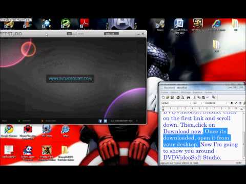 DVDVideoSoft Studio Tutorial (YouTube Converter)