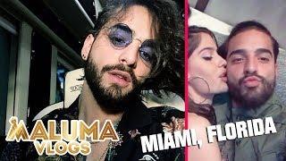Maluma en Miami, Florida | MalumaVlogs