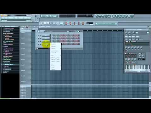 Tuning Kicks and drum samples in FL Studio