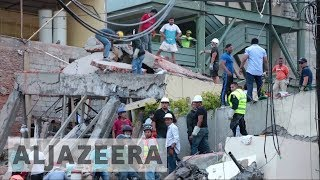 Mexico: More than 200 killed in 7.1 earthquake