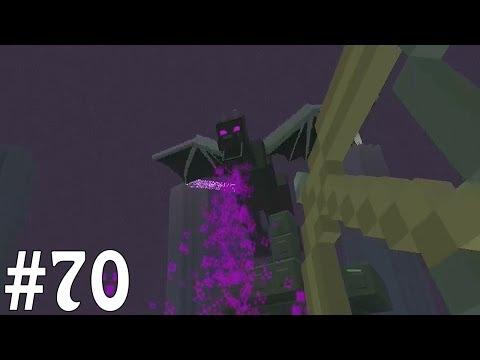Minecraft Xbox - Sky Island Challenge - Mr. Enderdragon!! [70]