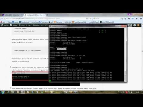 How to Install and Configure DNS Server on CentOS Linux