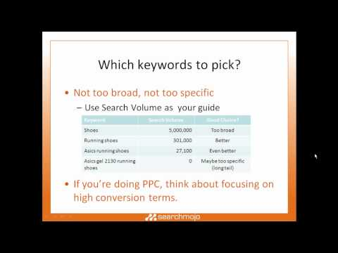 How to Select Keywords for SEO