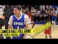 LaMelo Ball 30 POINT Triple Double FULL GAME UPLOAD Melo Takes Over Atlanta