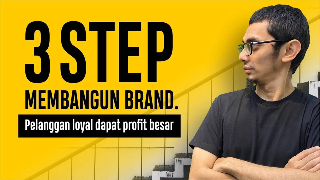 🛑 Strategi Branding : Pelanggan loyal - Dodi Zulkifli