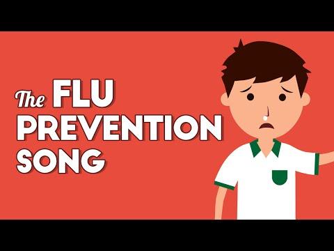 Flu Prevention Song For Kids