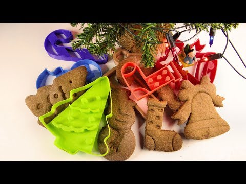 Awesome 3D printed christmas cookie cutters - How to make your own?