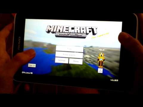 How to hide your names in Minecraft pe