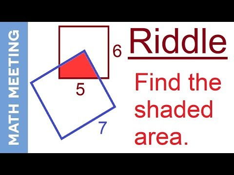 Math Riddle - Can you solve it?