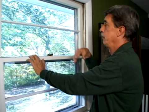 How to install window weatherstripping