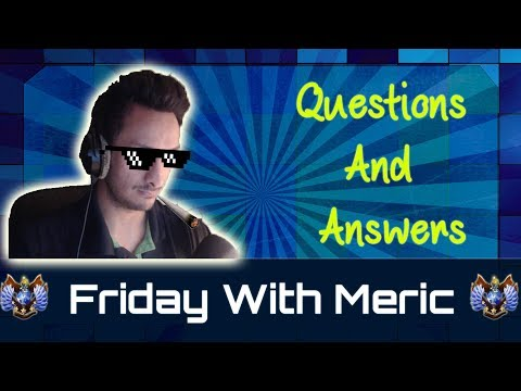 Friday With Meric Episode 01