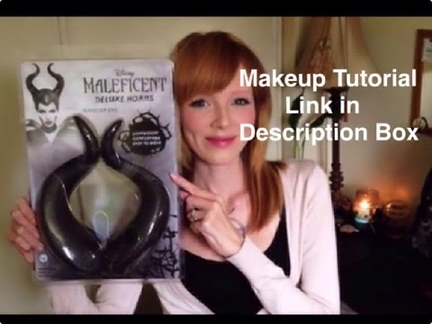 Disney's Maleficent Deluxe Horns Review