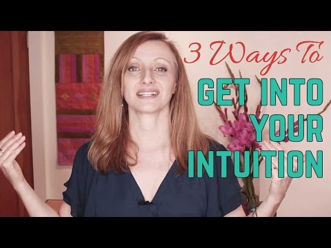 3 Ways To Get Into Your Intuitive Power
