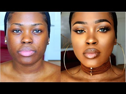 Watch Me Go From Beau To Beautiful! Just Beating The Hell Outta My Face