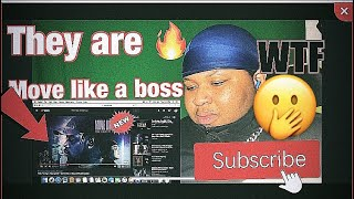 Fivio  Foreign, Young M.A - Move Like a Boss (Official Audio)|Reaction🔥or💩