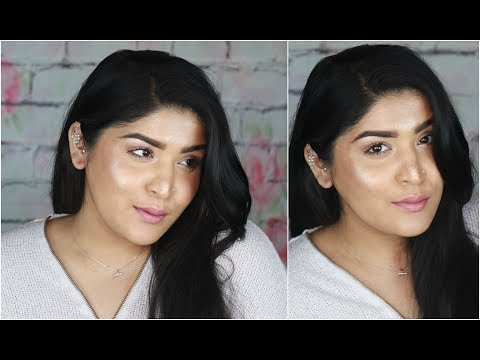 Soft and Glowy Valentines Day Makeup and Skincare | High End | Shreya Jain