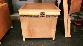 #x202b;أحدث وأجمل تصاميم سدادر خشبية للصالون المغربي 2017 Salon Marocain#x202c;lrm;
