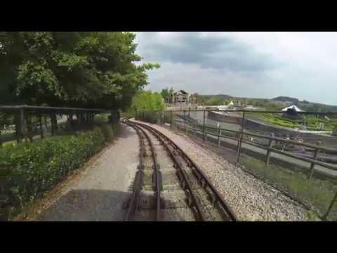 Hill Train POV Full HD POV 2014 - Legoland Windsor Resort