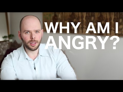 WHY AM I ANGRY? ANGER & RAGE