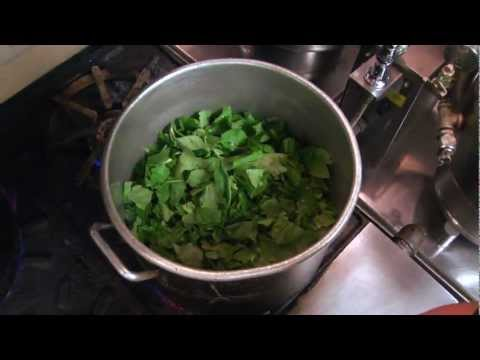 How to Make Loveless Cafe's Turnip Greens