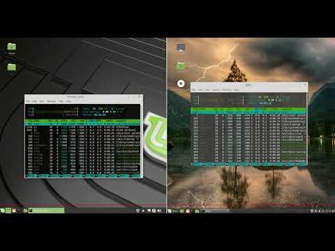 Linux Mint 19 XFCE vs Linux Mint 19 Cinnamon