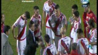 Guarani 0 River 2 (relato Rodolfo De Paoli)  Copa Libertadores 2017