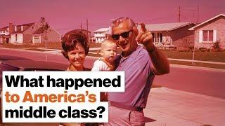 The death of America's middle class: Sky-high rent, second jobs, \u0026 1% TV | Alissa Quart | Big Think