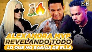 😲 ALEXANDRA MVP SE DESAHOGA CON SANTIAGO MATIAS ALOFOKE, EL TORITO Y SU NOVIO (FINANZAS CON HUMOR)