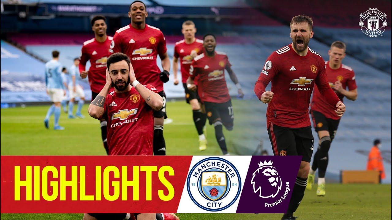 Superb Reds Claim Derby Day Honours | Manchester City 0-2 Manchester United | Premier League