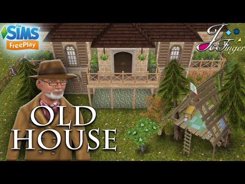 The Sims FreePlay 🏚| OLD HOUSE |🏚 by Joy.