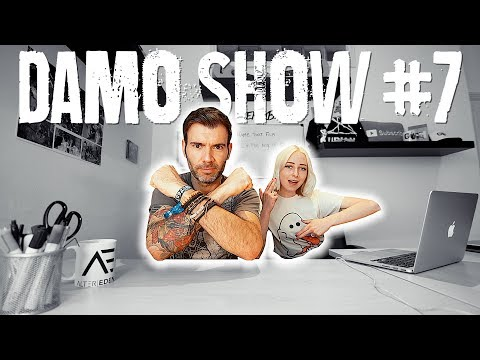 DAMO SHOW #7 - FACEBOOK ADS / BUILD A TEACHING BUSINESS / BECOME A BAND MANAGER / OVER 40?