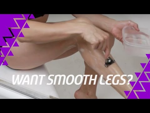 How to shave ur legs!