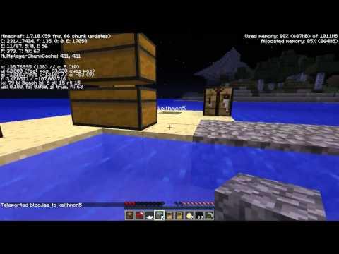 Minecraft with Friends (Twitch Stream #2) - 16 / 23