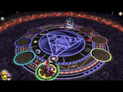 Wizard101 - Level 58 Efreet Quest